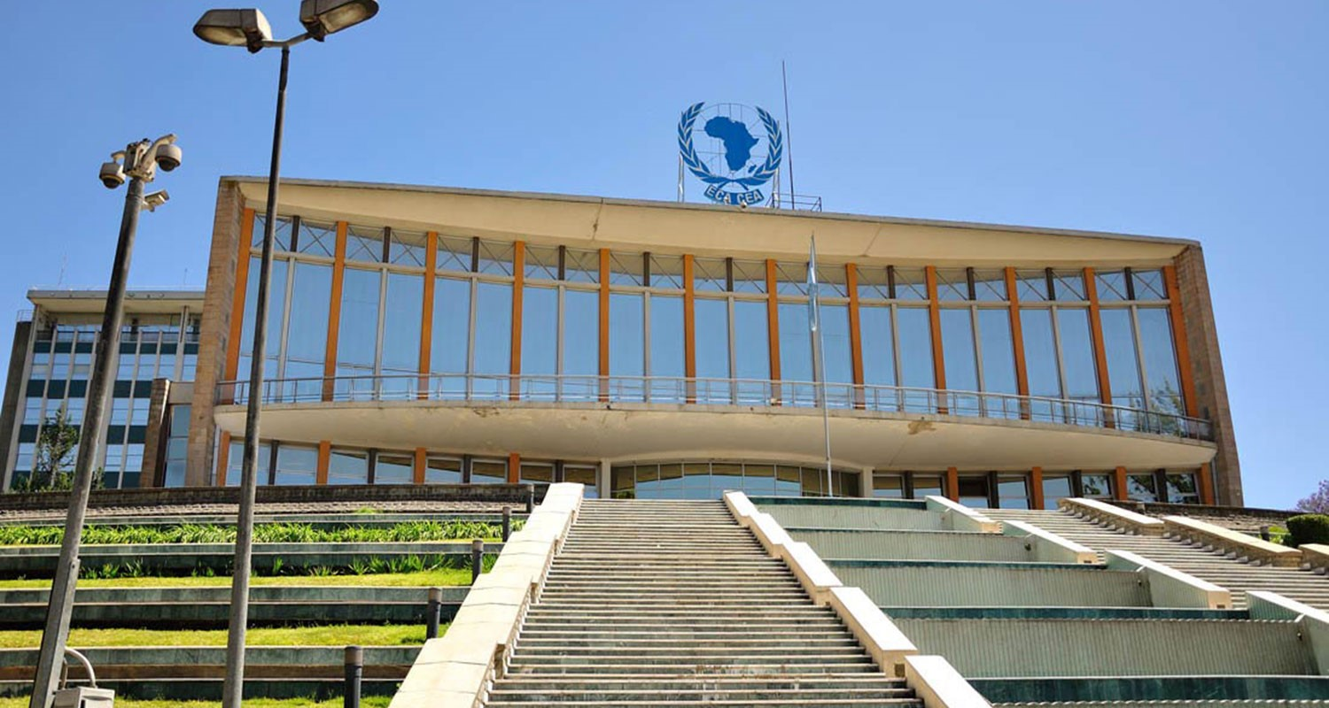 United Nations Conference Centre in Addis Ababa