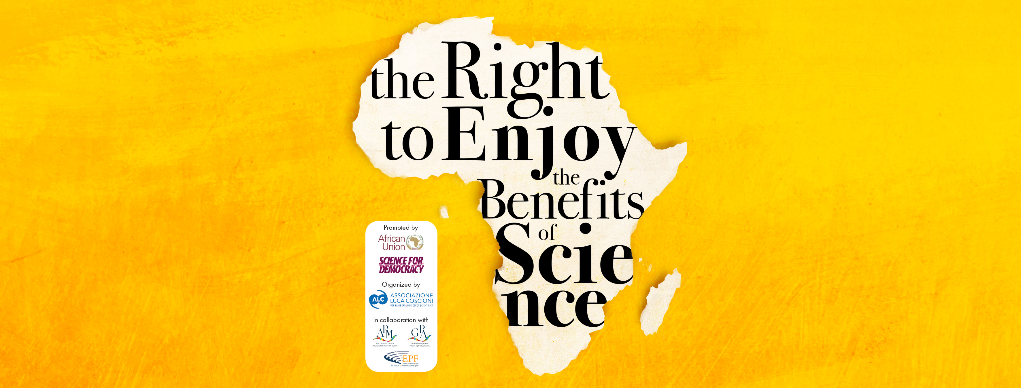 the right to enjoy the benefits of science